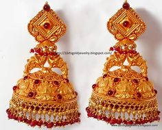 Malabar Style Traditional Jumka picture