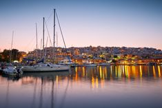 Piraeus Port: a less known Greek gem! – 2020 World Travel Populler Travel Country Cultural Significance, Online Travel, Travel Design, Greek Islands, Travel Agency, Plan Your Trip, San Francisco Skyline, Paths, New York Skyline