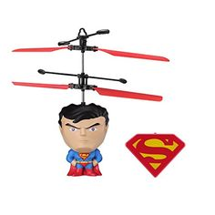DC Comics Motion RC Flying Superman >>> For more information, visit image link.Note:It is affiliate link to Amazon.