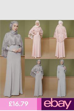 Iranian Women Fashion, Muslim Fashion, Hijab Fashion, Fashion Dresses, Women's Fashion, Kebaya Modern Dress, Kebaya Dress, Hijab Evening Dress, Long Gown Dress