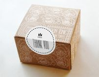 Dáma - Cosmetic Packaging by filiz sahin, via Behance