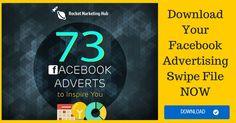 facebook advertising swipe file