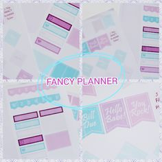 Planner Printables! Free for personal use :) #fancyplanner https://fancyplanner.wordpress.com/  #planner #erincondren #plannergirl #plannerstuff #plannerobsessed #kikkik #stickers #printable #printablestickers #freestickers