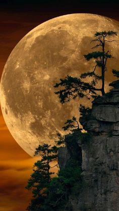 Beautiful Nature Wallpaper, Beautiful Landscapes, Most Beautiful Paintings, Moon Photography, Landscape Photography, Peter Lik Photography, Space Photography, Amazing Photography, Nature Pictures