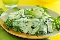 insalata di cetrioli