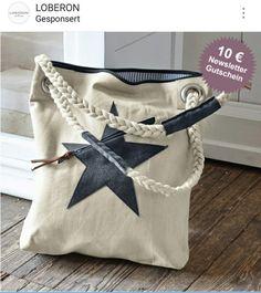 Tasche mit Reißverschluss außen