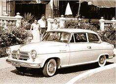 Borgward Isabella - 1954