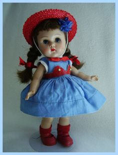 Ginny Doll 1950's