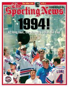 New York Rangers - Stanley Cup Champions - June 27 30492b1ae