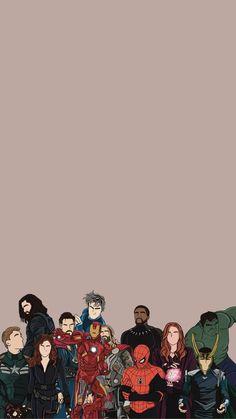 Marvel Movie Posters, Avengers Poster, Marvel Avengers Movies, Marvel Fan Art, Marvel Heroes, Marvel Phone Wallpaper, Film Anime, Marvel Images, Marvel Background