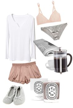 """friday morning"" by theglossiernerd on Polyvore"