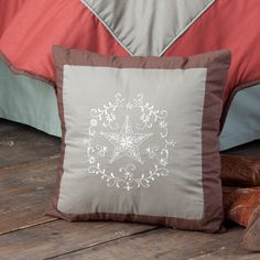True Western Star Pillow - don't like the colors but I like the design