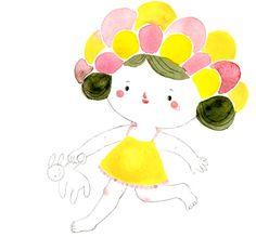 #girl // madame rhubarbe