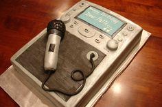 karoke cakes | Karaoke Birthday Cake — Music / Musical Instruments