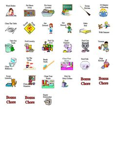 Childrens Chore Charts   Recent Photos The Commons Getty Collection Galleries World Map App ...