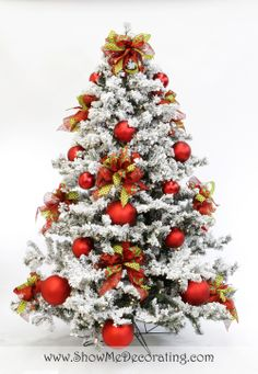 show me decorating 2013 christmas tree themes inspiration and diy - Show Me Christmas Decorations