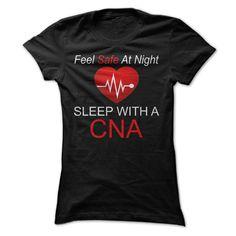 Sleep with a CNA T-Shirts, Hoodies. CHECK PRICE ==►…
