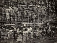 Harry Callahan / One of the most influential photographers