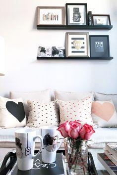 DIY dry-erase acrylic wall art & photo mugs for Valentine's Acrylic Photo, Acrylic Wall Art, Valentines Mugs, Valentine Gifts, Photo Wall Art, Photo Center, Photo Cards, Photo Mugs, Gallery Wall