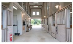 Learn About The Numerous Features Morton Buildings Offers For Horse Barns Riding Areas And Run In Shelters There Is A Solution Any Equestria