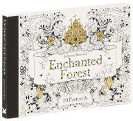 Enchanted Forest Postcards: Set of 20