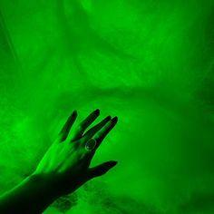 Resultado de imagem para neon green aesthetic