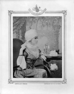 HIH Gwaschemasch'e Kadın Efendi, wife of Sultan Abdul Hamid II