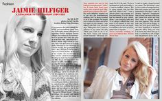 Jaimie Hilfiger in LATF The Magazine