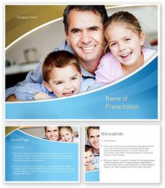 Daddy PowerPoint Template http://www.poweredtemplate.com/11130/0/index.html