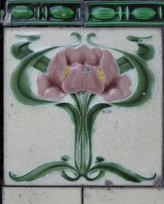 Art Nouveau in architecture and crafts.