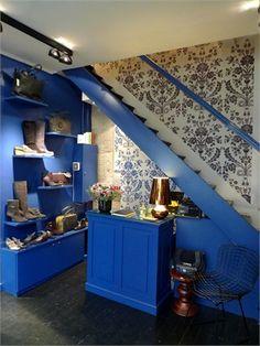 Avril Gau, Paris Shopping, Jealous, Valance Curtains, Around The Worlds, Loft, Retail, Autumn, Spaces