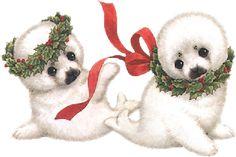 tubes noel - Page 111 Illustration Noel, Christmas Illustration, Illustrations, Christmas Clipart, Vintage Christmas Cards, Christmas Graphics, Christmas Greetings, Christmas Past, Christmas Themes