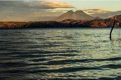 El salvador, lago de Ilopango