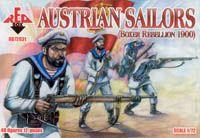 Boxer Rebellion Austrian Sailors