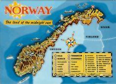 Vikingas Gag Cartoons Pinterest Norway - Norway map cartoon