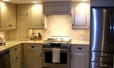 Kitchen remodel in Kinnelon, NJ