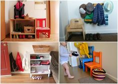 How we implement the principles of Maria Montessori in our home. Montessori Toddler Rooms, Montessori Bedroom, Maria Montessori, Montessori Practical Life, Learning Games For Kids, Baby Sensory, Montessori Materials, Baby Education, Baby Bedroom