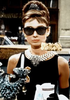 Holly Golightly (Audrey Hepburn), picture from the series Breakfast at Tiffany's by Blake Edwards, LUMAS Artist ✓ Audrey Hepburn Poster, Audrey Hepburn Breakfast At Tiffanys, Aubrey Hepburn, Blake Edwards, Holly Golightly, Breakfast At Tiffany's, Breakfast In Tiffany, Perfect Breakfast, Birthday Breakfast