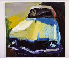 Ben Quilty Car Themes, Illustration Art, Illustrations, Art For Art Sake, Car Painting, Studio Art, Art Studios, Decoration, Contemporary Artists