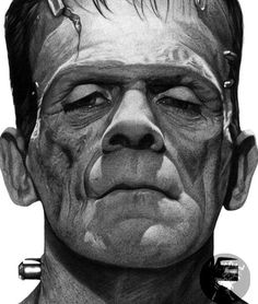 """the real monster victor frank Frankenstein, an example of """"creation-gone-wrong"""" by mad fictional scientist  victor frankenstein, both asks and answers this question."""
