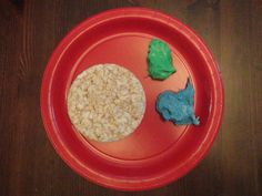 Peace, Love and Learning: A Yummy Earth Day Treat