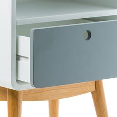 Jax Side Table White