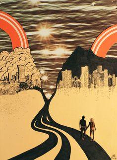 "C L O U D N E C T A R / Tim Manthey collage art / Embodied <3   ****Nathan Walsh's Dark Science Fiction Novel ""Pursuit of the Zodiacs."" Launching Soon! PursuitoftheZodiacs.com****"