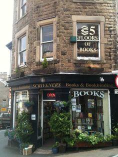 Scrivener's Books | Buxton, Derbyshire