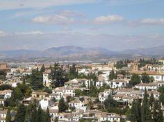 Granada, Spain - my home fall '09