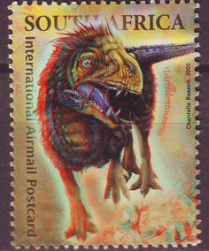 postage stamps with hologram - south africa Basson, African Life, Postage Stamp Art, Going Postal, Prehistoric Animals, African Animals, Small Art, My Land, Stamp Collecting