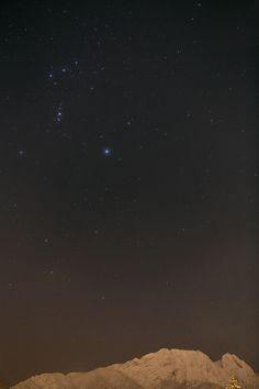 Night watch, Tatry mountains, Zakopane, Poland