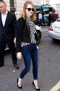 naimabarcelona: So perfect! Emma Stone .