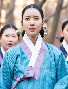 """[Photos] New Stills Added for the Korean Drama """"Queen: Love and War"""" @ HanCinema :: The Korean Movie and Drama Database Korean Traditional Dress, Traditional Dresses, Do Sang Woo, Jang Ok Jung, Korean Princess, Modern Hanbok, Costumes For Women, Female Costumes, Queen Love"""