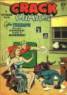 Crack Comics (Volume) - Comic Vine